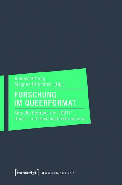 Forschung im Queerformat
