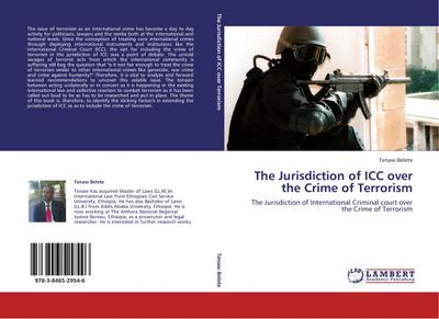 The Jurisdiction of ICC over the Crime of Terrorism