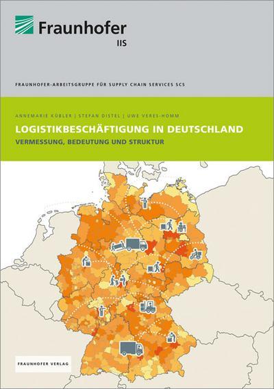 Logistikbeschäftigung in Deutschland