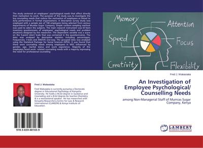 An Investigation of Employee Psychological/ Counselling Needs