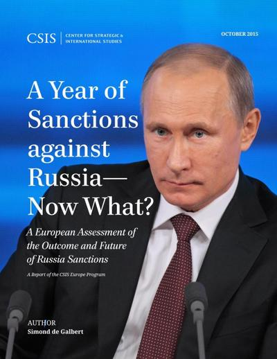 A Year of Sanctions against Russia-Now What?