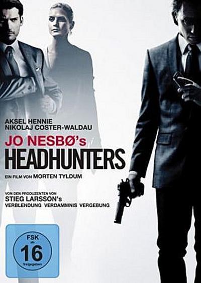 Headhunters, 1 DVD