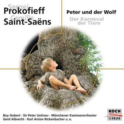 Peter & der Wolf / Der Karneval der Tiere