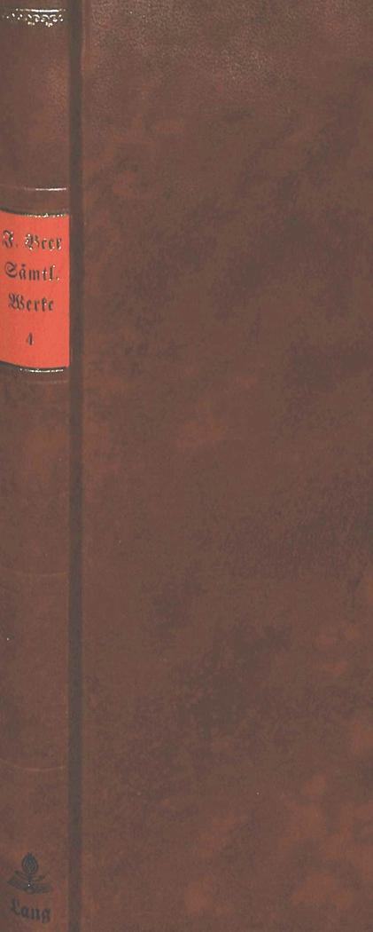 Saemtliche Werke - Band 4 Johann Beer