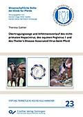 Übertragungswege und Infektionsverlauf des nicht-primaten Hepacivirus, des equinen Pegivirus 1 und des Theiler's Disease Associated Virus beim Pferd