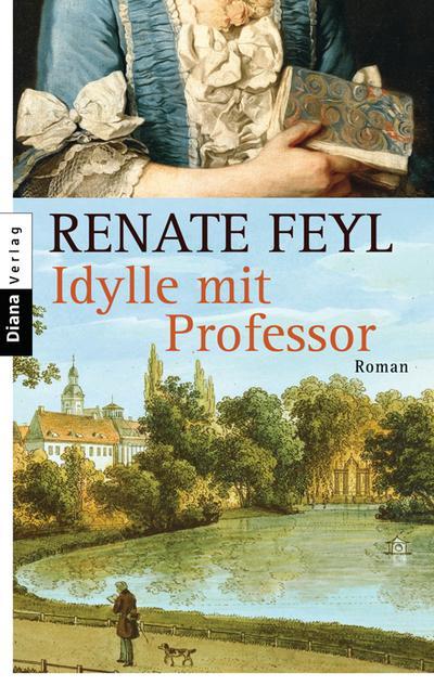 Diana-Taschenbücher, Nr.98, Idylle mit Professor