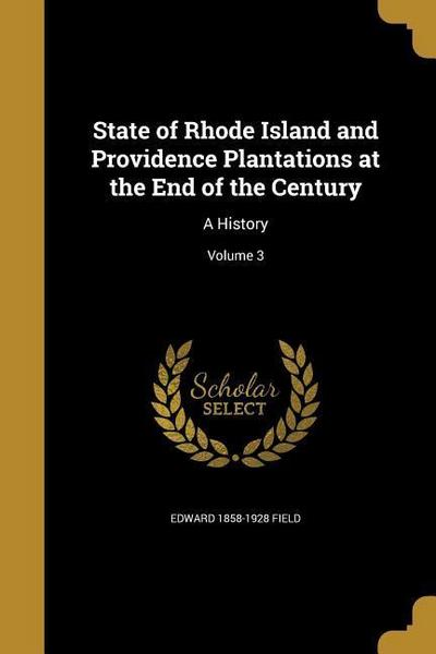 STATE OF RHODE ISLAND & PROVID