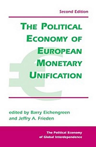 Political Economy Of European Monetary Unification
