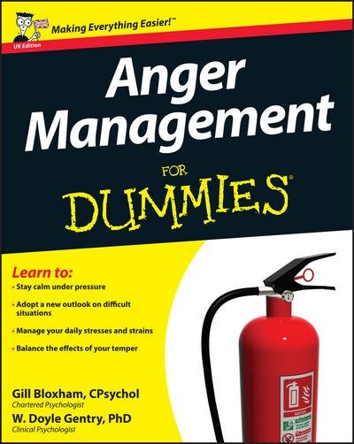 Anger Management For Dummies, UK Edition