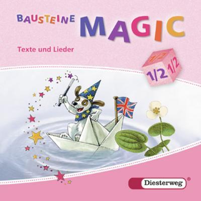 Bausteine Magic 1./2. Klasse, Texte und Lieder, 1 Audio-CD