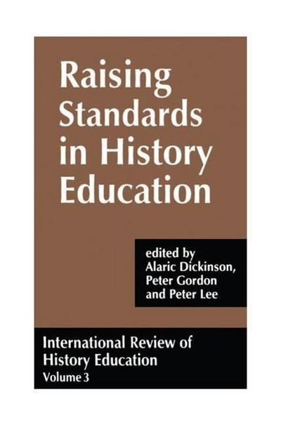 International Review of History Education: International Review of History Education, Volume 3