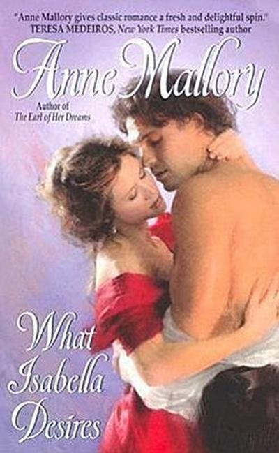 What Isabella Desires (Avon Historical Romance)