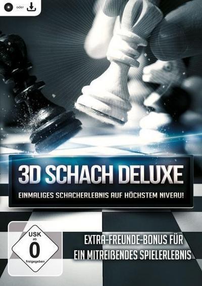 3D Schach Deluxe. Für  Windows Vista/7/8/10