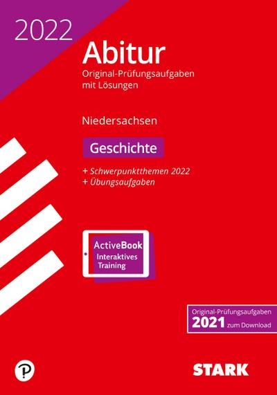 STARK Abiturprüfung Niedersachsen 2022 - Geschichte GA/EA