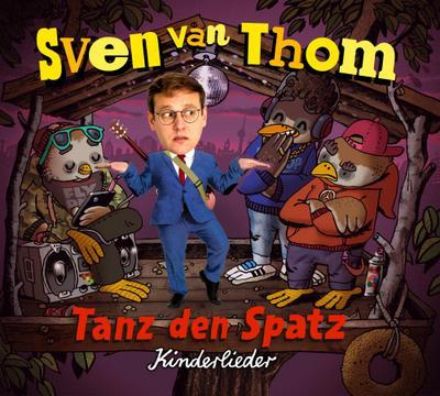 Tanz den Spatz; CD Standard Audio Format, Musikdarbietung/Musical/Oper. 45 Min.; 406