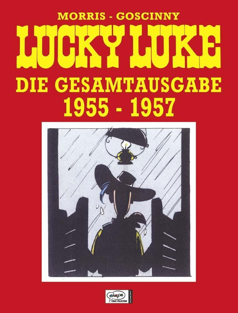 Lucky Luke. Die Gesamtausgabe 01. 1955 - 1957 Rene Goscinny