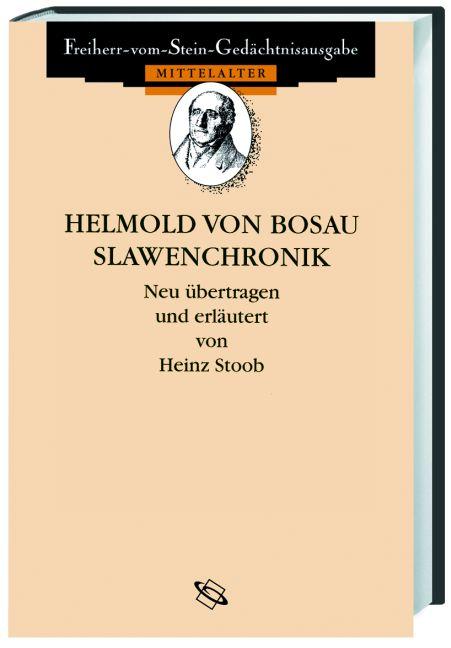 Helmold von Bosau. Slawenchronik | Rudolf Buchner |  9783534219742
