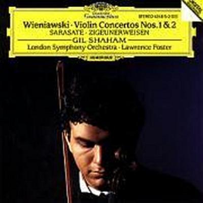 Violinkonzerte 1+2/Zigeunerweisen