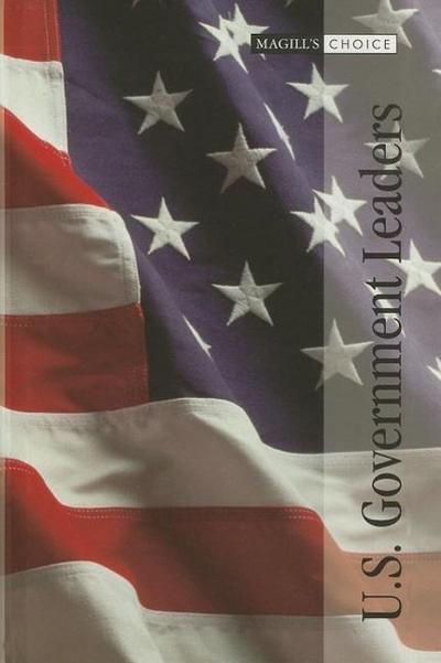 U.S. Government Leaders-Vol 3