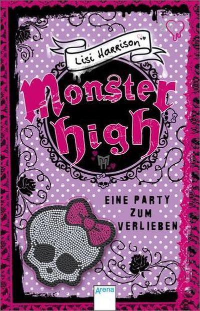 Monster High - Eine Party zum Verlieben