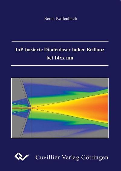 InP-basierte Diodenlaser hoher Brillanz bei 14xx nm