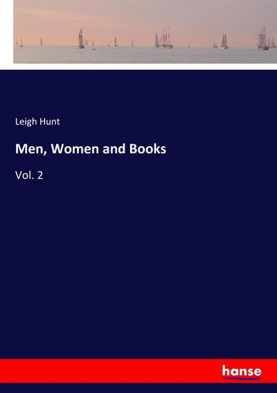 Men, Women and Books