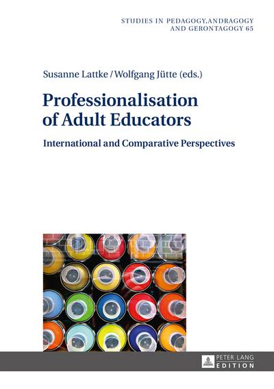 Professionalisation of Adult Educators