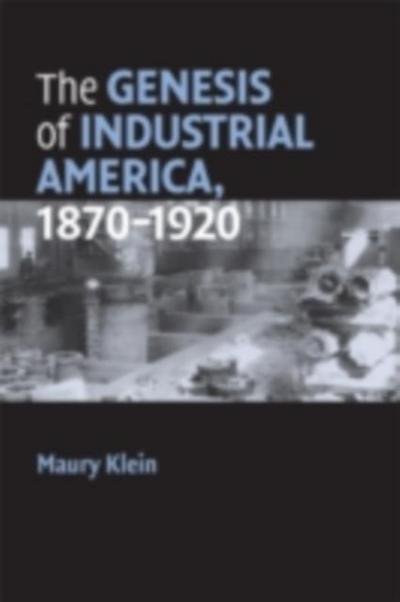 Genesis of Industrial America, 1870-1920