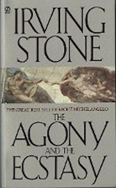 The Agony and the Ecstasy. Michelangelo, engl. Ausgabe