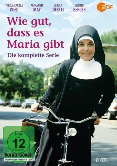 Wie gut, dass es Maria gibt - Die komplette Serie DVD-Box