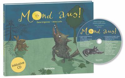 Mond aus! Mit CD