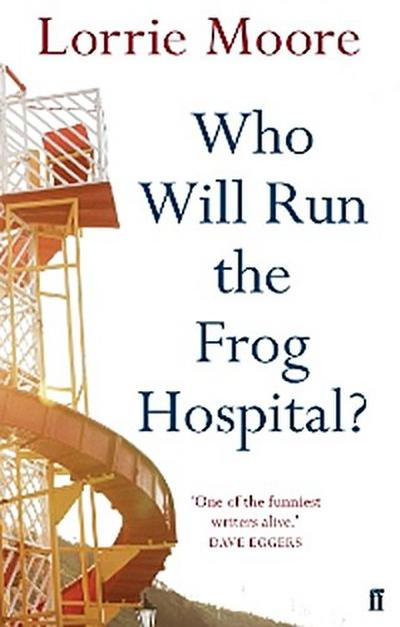 Who Will Run the Frog Hospital?