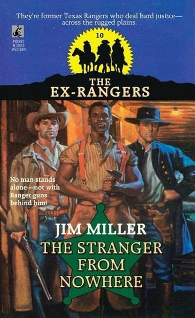 Stranger from Nowhere (Exrangers 10): Stranger from Nowhere