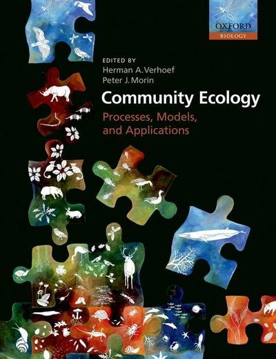 Community Ecology: Processes, Models, and Applications