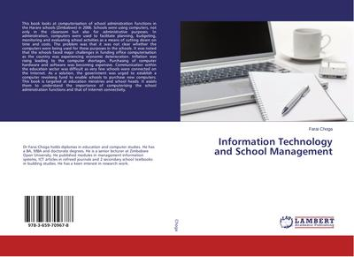 Information Technology and School Management