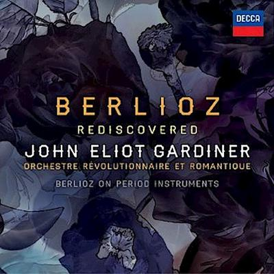 Berlioz Rediscovered - John Eliot Gardiner, 8 Audio-CDs + 1 DVD