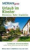 Urlaub im Kloster; MERIAN guide; Deutsch