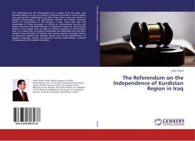 The Referendum on the Independence of Kurdistan Region in Iraq
