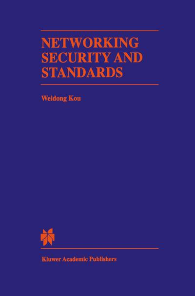 Networking Security and Standards