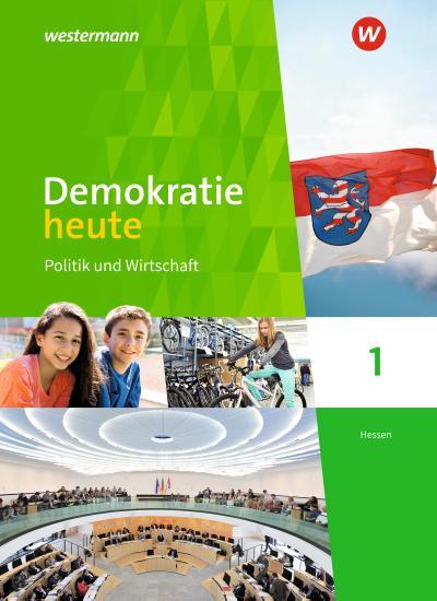 Demokratie heute 1. Schülerband. Hessen