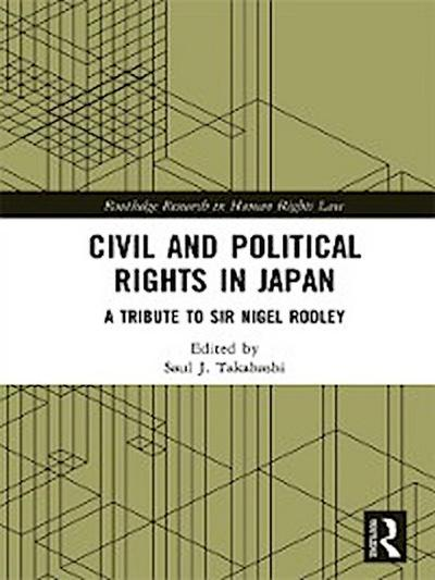 Civil and Political Rights in Japan