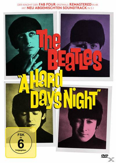 The Beatles - A Hard Days Night Remastered