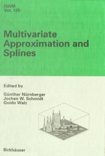 Multivariate Approximation and Splines