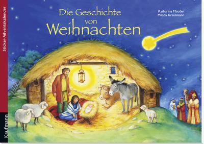 Die Geschichte von Weihnachten