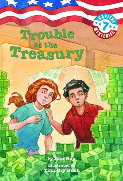 Capital Mysteries #7: Trouble at the Treasury