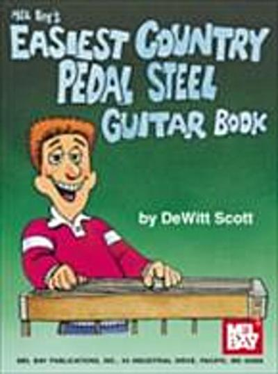 Easiest Country Pedal Steel Guitar Book