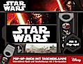 Disney STAR WARS ®  Pop-up-Buch mit Taschenlampe