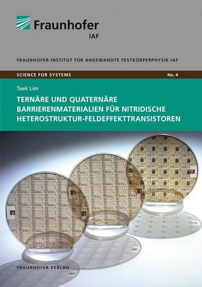 Ternäre und quaternäre Barrierenmaterialien für nitridische Heterostruktur-Feldeffekttransistoren