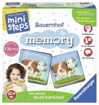 Ravensburger ministeps 04497 - Bauernhof memory