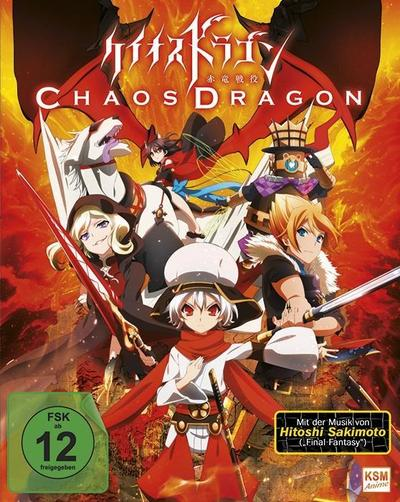 Chaos Dragon - Episode 01-04